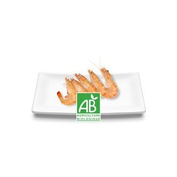 Crevettes Bio